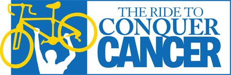 Ride to Conquer Cancer Logo