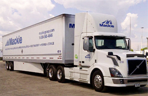 Mackie Group offers moving services and storage services