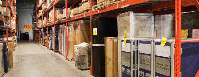 Warehouse Relocations